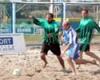 Саратов. В футбол сыграют на песке